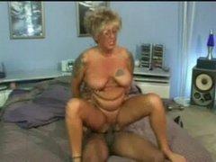 Abuela de 72 desnuda - 2 part 7